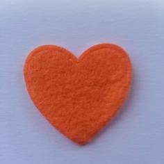 Gommettes coeur en feutrine orange 31mm 8441363 20160916 101214 jpg de288 236x236