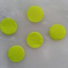 Kits 25mm lot de 5 ronds de feutrine de 9189548 supports penden5b31 49e7a 236x236