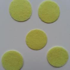Kits 25mm lot de 5 ronds de feutrine de 9189550 supports penden6c48 2e565 236x236