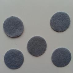 Kits 25mm lot de 5 ronds de feutrine de 9189571 supports penden3dd0 44bcb 236x236